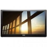 AOC LCD monitor AOC I1659FWUX, 39.6 cm (15.6 palec),1920 x 1080 px 5 ms, IPS LCD USB 3.0