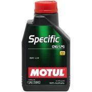 MOTUL Specific CNG / LPG 5W40 - 1L