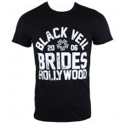 tricou stil metal bărbați Black Veil Brides - Hollywood - LIVE NATION - PE13881TSBP