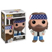 Funko POP Television Willie Robertson Duck Dynasty Vinyl Figure