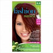 Oyster Fashion Colore Natura hajfesték - 6.6 Sötét vörös