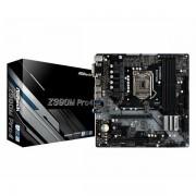 Asrock Intel 1151 Z390M PRO4 ASR-Z390M PRO4