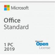 Microsoft Office 2019 Standard Open License odpowiedni serwer terminalowy licencja na wolumen