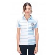 Galvanni Polo-Shirt Kost blau