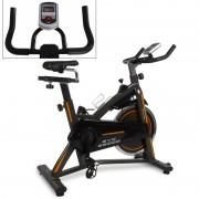 Bicicleta indoor Evo S2000 Tecnovita: Equipada com monitor LCD