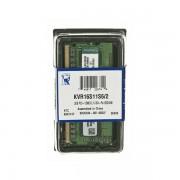 Memorija za prijenosna računala Kingston DDR3 2GB 1600MHz KVR16S11S6/2