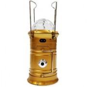 Grind Sapphire 1W+6LED+3COLOR LED Camping Light Decorative Lights (Multicolor)