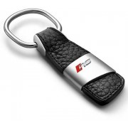 Breloc Audi RS Piele, metal