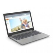 "Лаптоп Lenovo IdeaPad 330 (81DE02Q2RM)(сив), двуядрен Kaby Lake Intel Core i3-7020U 2.30 GHz, 15.6"" (39.62 cm) Full HD Anti-Glare Display, (HDMI), 4GB DDR4, 128GB SSD, 1x USB Type-C, Free DOS"