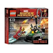 Lego Super Heroes Iron Man vs the Mandarin Ultimate Showdown