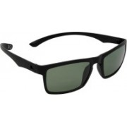 Iryz Wayfarer Sunglasses(Green)