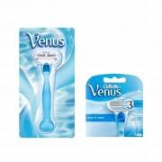 Gillette Combi Venus Scheersysteem incl 1 + 4 mesjes