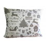 Pamut méteráru 160 cm széles - rózsaszín szívecskés