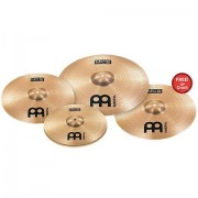 Meinl MCS Complete Cymbal Set-Up +18 Crash