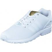 adidas Originals Zx Flux W Ftwr White/Ftwr White/Gold Met, Skor, Sneakers & Sportskor, Sneakers, Vit, Dam, 39