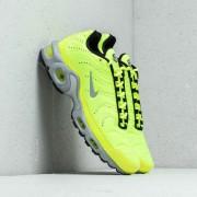 Nike Air Max Plus Premium Volt/ Matte Silver-Wolf Grey