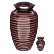 Elegance Urnen Voordeelset Wetlook Purple (3.6 liter)
