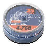 PTM 100302 - DVD-R 4,7GB, 25-Spindel