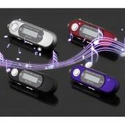 EY Plug-in Reproductor De MP3 De Audio USB Negro-negro.