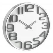 Стенен часовник с метална конструкция - 60.3016