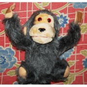 Long Tail Monkey Toy