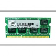 Memorii laptop G.Skill DDR3 SO-DIMM 4GB 1066-777 SQ (F3-8500CL7S-4GBSQ)