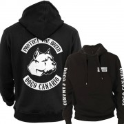 Dogo Canario Fullpatch Hoodie