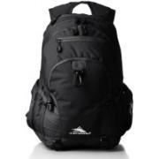 High Sierra LOOP DAYPACK BLACK Waterproof Backpack(Black, 33 L)