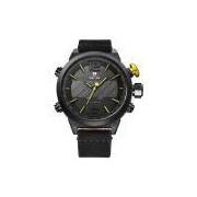 Relógio Masculino Weide Anadigi Wh-6101 Am