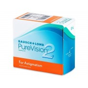 PureVision 2 for Astigmatism (6 db lencse)