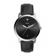 メンズ FOSSIL FS5497 MINIMALIST 腕時計 ブラック