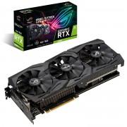 Asus ROG-STRIX-RTX2060-A6G-GAMING Scheda Video RTX 2060 OC Edition 6Gb Gddr6 con Architettura GPU Nvidia Turing