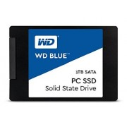 "Western Digital WDS100T1B0A Disco SSD Interno, SATA III, 1000 GB, 2.5"", Color Negro"