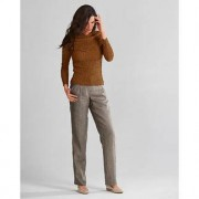Linen Business Trousers, 20 - Stone