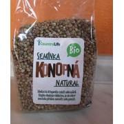 Bio konopné semienko nelúpané 250 g