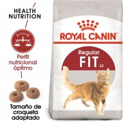 4 kg Fit 32 Royal Canin pienso para gatos