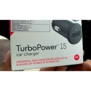 100 Percent Original Motorola Turbo Car Charger Moto CAR Super Quick Charger 2.0 (25w) with 1 Month Warantee.