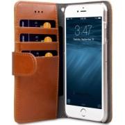 Melkco Wallet Case (iPhone 8/7) - Rosa