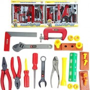 Toy Tool Set Children Repair Tools,24 PCS Toddler Stem Toys for Boys and Girls by SunRise