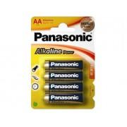 Baterie R6 Panasonic Alkaline Power - 4 sztuki