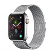 Devia Řemínek pro Apple Watch 42mm / 44mm - Devia, Milanese Silver