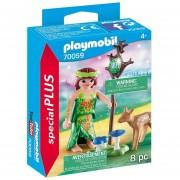 Playmobil Special Plus - Hada Con Ciervo - 70059