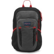 JanSport Node 27 L Laptop Backpack(Black, Grey)