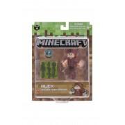 Miencraft Alex w skórzanej zbroi Minecraft 1Y36OB