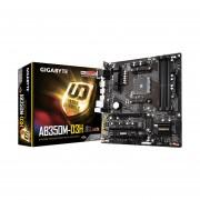 Tarjeta Madre GIGABYTE GA-AB350M-D3H 2xDDR4 2xPCI-E USB3 Socket AM4 -Negro