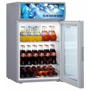 Професионална хладилна витрина LIEBHERR BCDv 1003 с рекламен дисплей