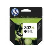 HP Cartucho F6U68AE tinta original (HP 302 XL Negro)