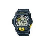 Relógio Digital Casio G-Shock G-7900 - Masculino - Azul/Amarelo Casio G-Shock