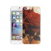 Perlecom iPhone Backcover Geschikt voor model (GSMs): Apple iPhone 6 , Apple iPhone 6S Roze