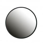 Woood Lauren - Miroir rond en métal ø80cm